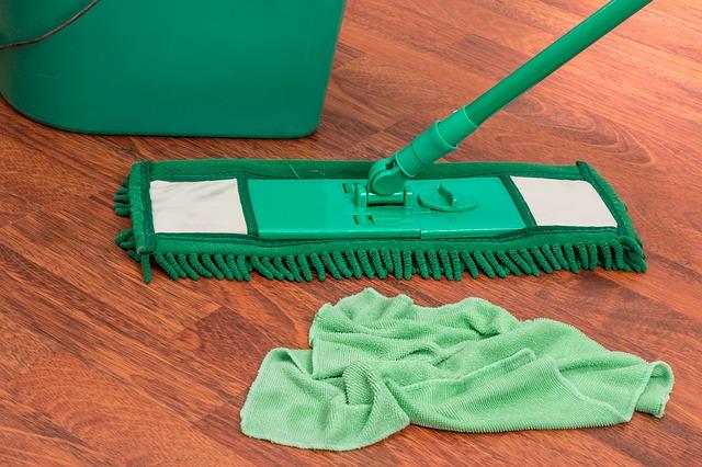 Produit nettoyant pour le sol